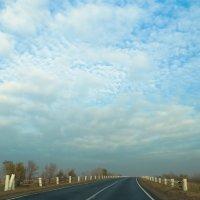 Путь в непогоду :: Elena Izotova
