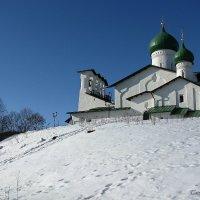 Храм Богоявления во Пскове :: Татьяна Ким