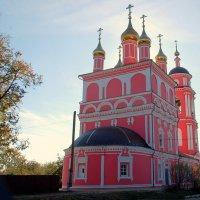Церковь в Боровске :: Светлана Двуреченская