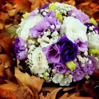 букет невесты :: маша