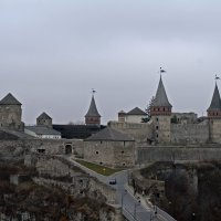 The Castle in Kamianets-Podolskyi :: Roman Ilnytskyi