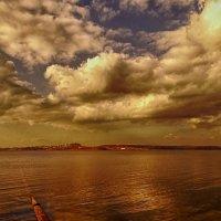 Осеннее море... :: Лилия Гиндулина