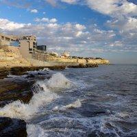 Мой город у моря :: Фёдор Юдин