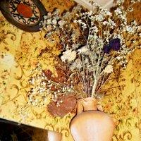Цветы у зеркала :: Milocs Морозова Людмила