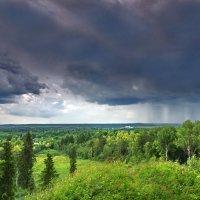 Грозовой июль :: Валерий Талашов