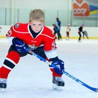 юный хоккеист) :: Юлия Щедрина