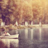 Прогулка по реке :: Евгений Ланин