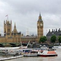 Визитная карточка Лондона :: Olga