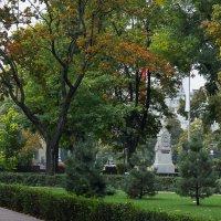 Осенние краски :: Надежда Попова