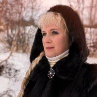 Снегурочка :: Лена Левина