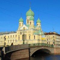 Свято-Исидоровская церковь :: Владимир Гилясев