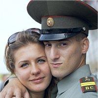 солдаты и солдатки ) :: Марина Буренкова