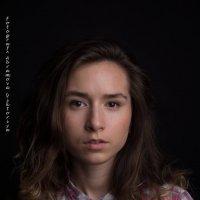 Работа с моделью в студии :: Виктория Абрамова
