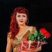 Женщина, приятная во всех отношениях :: Игорь Лариков
