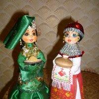 татарка и чувашка :: Лилия Кадямова