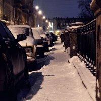 Зимний Питер :: Мари Кузнецова