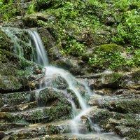 Водопады реки Руфабго :: Евгений Астахов