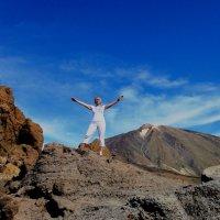 Тейде — вулкан на о. Тенерифе :: Елена Павлова (Смолова)