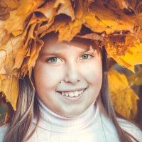 осень :: Наталья Лукьянова