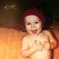задорная улыбка,добрые глаза... :: Михаил Фенелонов