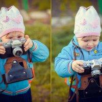 юный фотограф :: Юрий Коротун