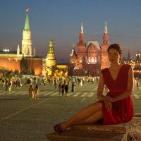 Красная площадь :: Динара Клювер
