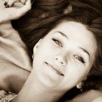 Настин портрет :: AnnaVesna Ladochkina