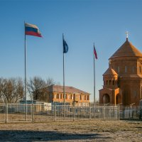 Армянский храм :: Андрей ЕВСЕЕВ