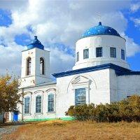 Храм Владимирской иконы Божией Матери :: Елена Кознова