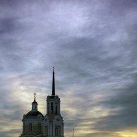 Проезжая мимо на рассвете... :: Pavel Kravchenko