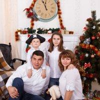 Новогодний фотопроект :: Михаил Устименко