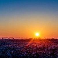 Необычный закат :: Алёнка Шапран