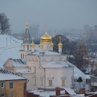 Прошлой зимой этого года... :: Дмитрий Гортинский