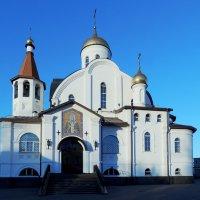 Церковь Казанской иконы Божией Матери. (Реутов) :: Александр Качалин