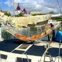 В порту Сочи :: Tata Wolf
