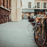 Bikes on the street :: Artem K.