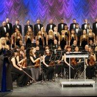 Симфонический оркестр и хор :: Диана Мелина