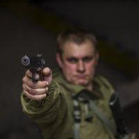 Момент страха :: Юрий Васьков