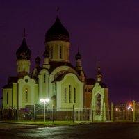 Огни ночного города :: Алексей Масалов