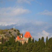 Дворец княгини Гагариной :: Marina Timoveewa
