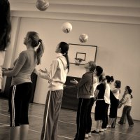 это волейбол, детка!) :: Анастасия Засимова