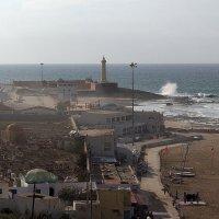 Вид из крепости на побережье :: Светлана marokkanka