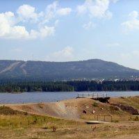 Вид на гору Белую. :: Елизавета Успенская