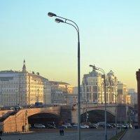Вид на Балчуг. :: Oleg4618 Шутченко