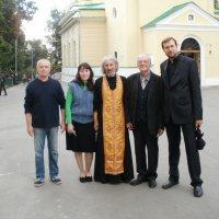 Духовской храм :: Михаил Морозов