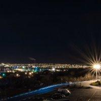 Огни ночного города :: Алексей Боровской