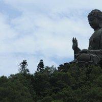 Бронзовый Будда :: Владимир Бедак