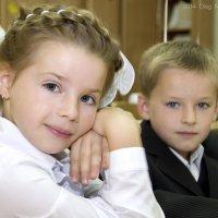 Сладкая парочка (Анастасия и Михаил) :: Олег Неугодников