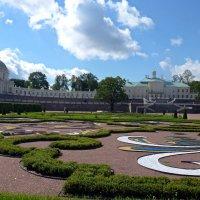 Нижний сад в Ораниенбауме :: Наталья (Nattina) ...