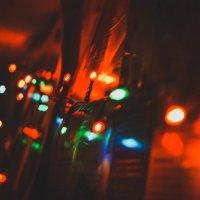 О, эти яркие огни :: Света Кондрашова